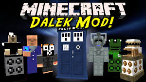 Minecraft Doctor Who